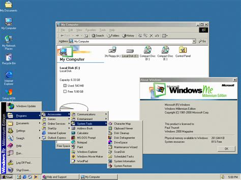 Windows Me 5 reasons why windows me is viewed as a failure fix my pc free