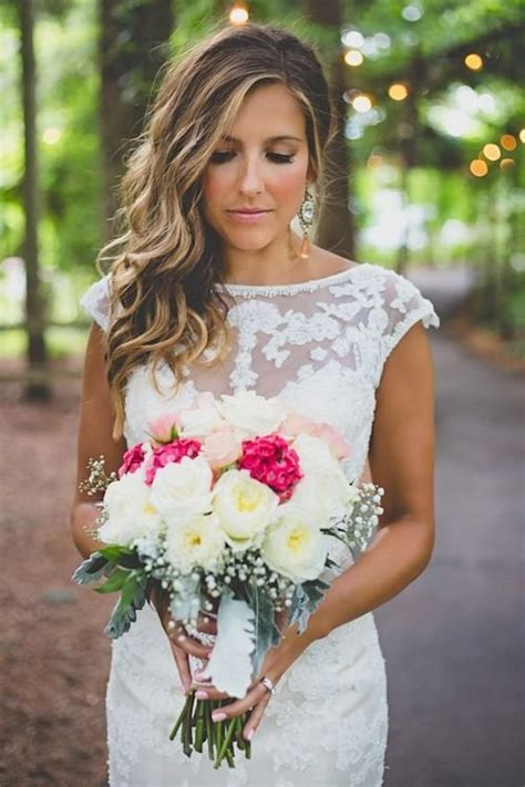 Wedding Hairstyles Hair To The Side by 73 Wedding Hairstyles For Medium Hair