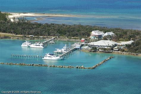 boat slip in spanish spanish cay marina in spanish cay abacos bahamas