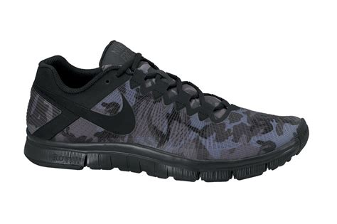 nike  trainer  camo pack midwest sole