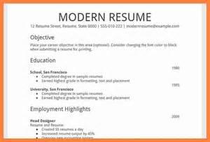 resume templates in google docs