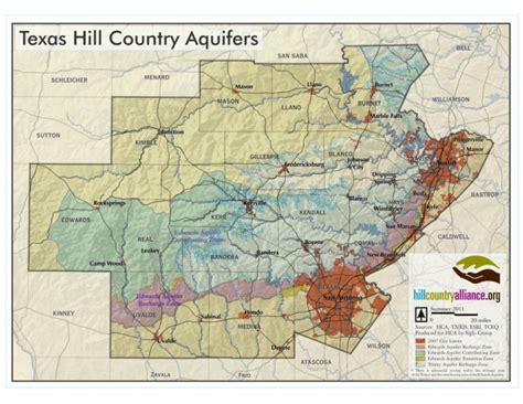 texas hill country map with cities hill country geography siglo