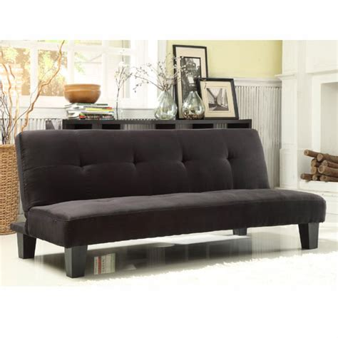 tufted sofas clearance black microfiber tufted mini sofa bed lounger clearance