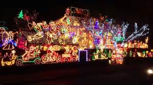 house with the most lights most lights on a house