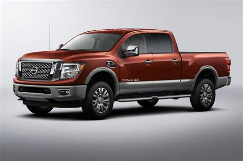 nissan titan xd review and rating motor trend