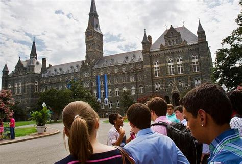 Georgetown Mba Ranking Forbes by Should You Take A Loan For Graduate School