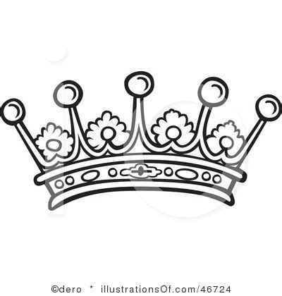 printable black and white crown tiara clip art item 5 clipart panda free clipart images