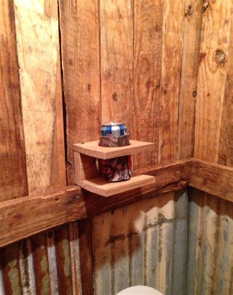 Cave Bathroom Ideas by My Husband Says A Drink Holder Is Necessary For The
