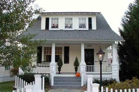 Small Craftsman Cottage House Plans by American Bungalow Style Houses Facts And History Guide