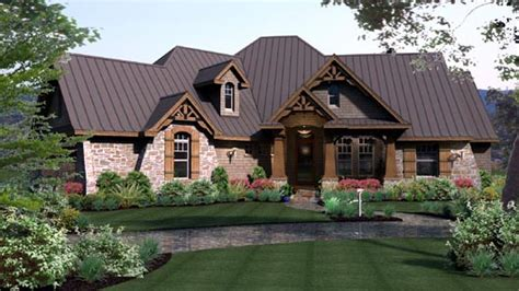 House Plan 65869 At Familyhomeplans Com Tuscan Cottage House Plans
