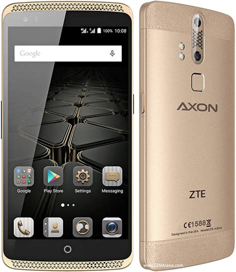 zte axon elite pictures official photos