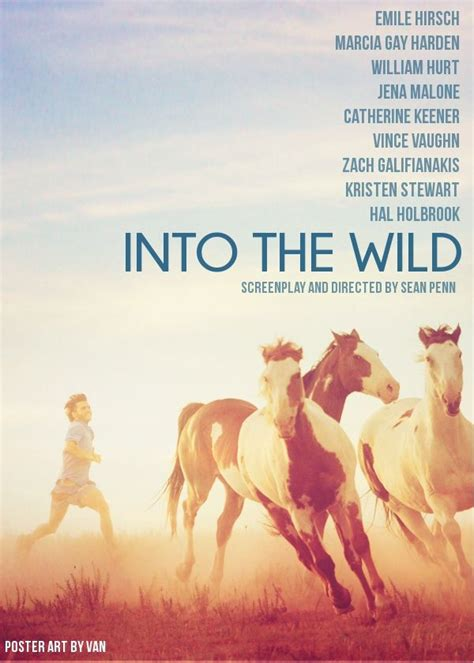 film into the wild adalah into the wild a poster affair pinterest films film