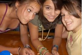 Candid Teen Girls Down Blouse