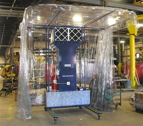 mobile pro shop portable industrial booths a series shop pro equipment