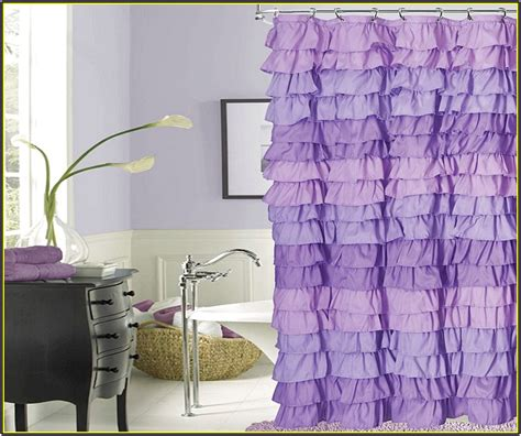 lavender shower curtain set lavender and gray shower curtain home design ideas