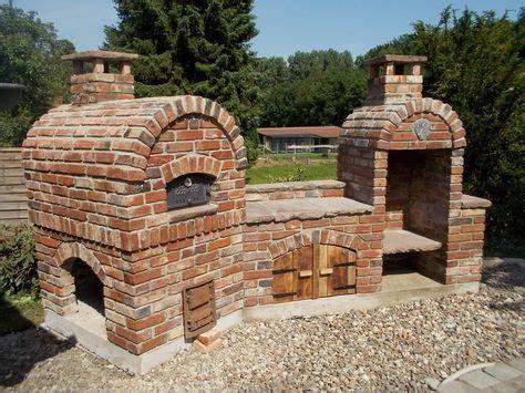 feuerstellen aus alten gasflaschen outdoork 252 che aus alten backsteinen halle grill und hannover