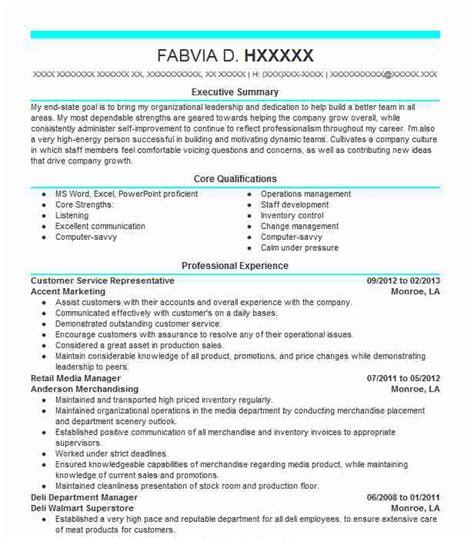 1 056 customer service representative resume exles in
