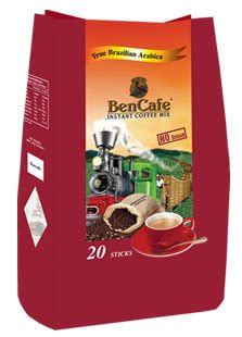 BenCafe coffee products,Singapore BenCafe coffee supplier