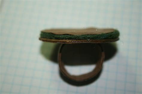 How To Make Paper Rings Step By Step - paper m 226 ch 233 ring 183 how to make a paper ring 183 jewelry