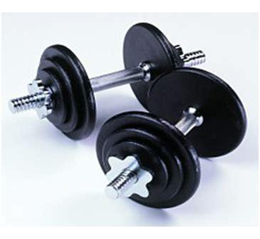 Dumbbell Untuk Fitnes The Edamame 7 Peralatan Sederhana Untuk Berlatih Di Rumah