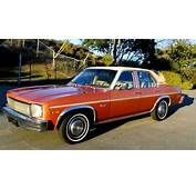 1977 Chevrolet Concours Nova Sedan Classic Caprice Box