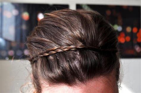 Braid Hair Band braided hair band hair raising