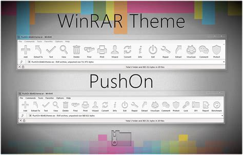 download themes windows 7 rar pushon winrar theme by alexgal23 on deviantart