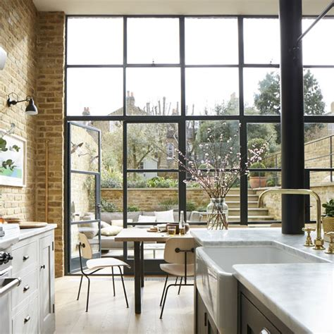 French Home Interior Design by Need To Know Crittall Windows Ideal Home