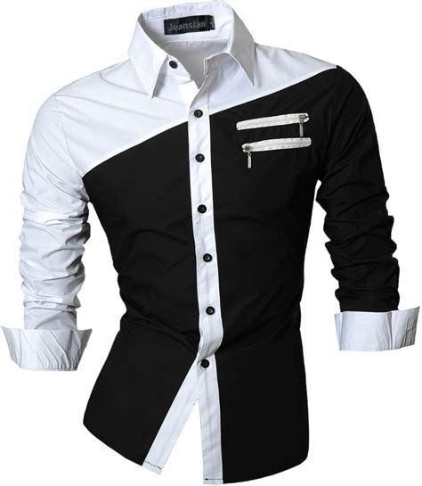 style shirts 2016 clothes designers mens fashion simple style dress