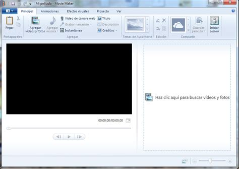 tutorial windows movie maker 2 1 tutorial movie maker primeros pasos para crear video