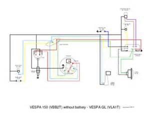vespa gl wiring diagram vespa get free image about wiring diagram