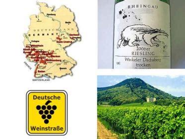 alimenti in tedesco vini tedeschi quali sono e consigli alimentipedia