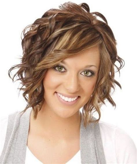 short permed curly structured hair styles for over women over 60 25 best permed medium hair ideas on pinterest curly
