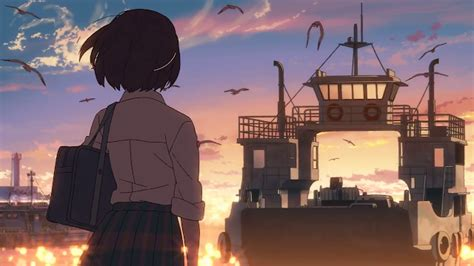 film anime buatan makoto shinkai cross road reflection on a makoto shinkai short film