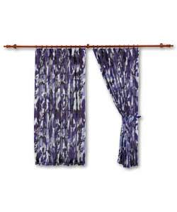 blue camouflage curtains pair of camouflage curtains with tie backs blue curtains