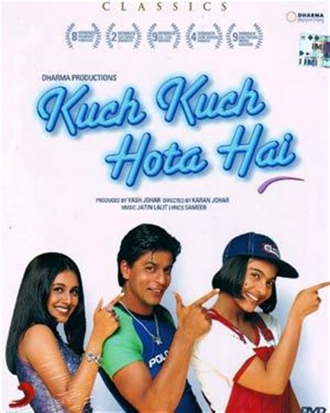 film kuch kuch hota hai help me out on finding the name of this bollywood music