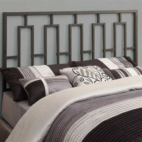 size of full headboard queen full size combo headboard satin black in beds and