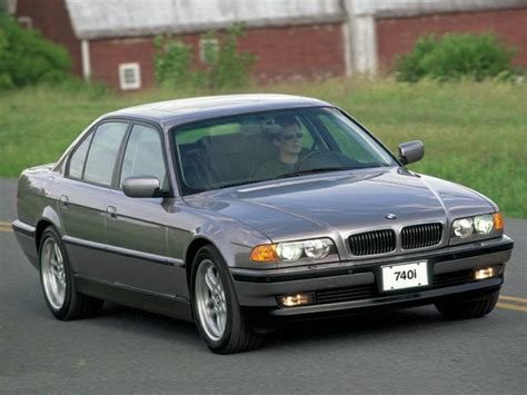 bmw 740 coupe 2000 bmw 740 overview cars