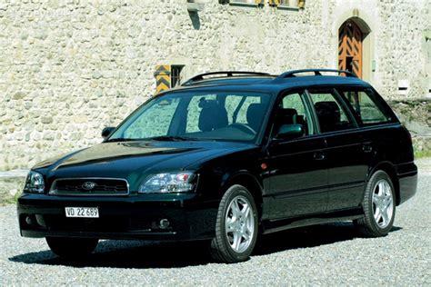 2003 Subaru Legacy Wagon by Subaru Legacy Wagon 2002 2003 Autoevolution