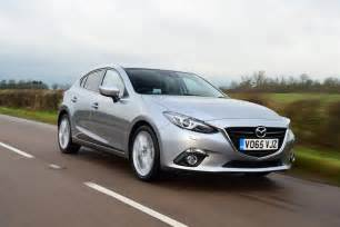 mazda 3 1 5 skyactiv diesel 2016 review pictures auto