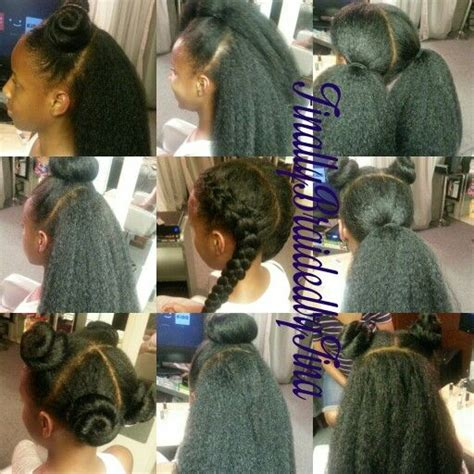 vixen sew in with short natural hair vixen crochet weave bttrflykissedme