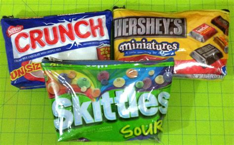 Things Made Out Of Recycled Materials by Diy Candy Bag Tutorial Youtube