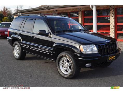 2000 Jeep Grand Limited 4x4 2000 Jeep Grand Limited 4x4 In Black Photo 3