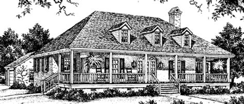 classic southern house plans an acadian classic ben patterson aia southern living house plans
