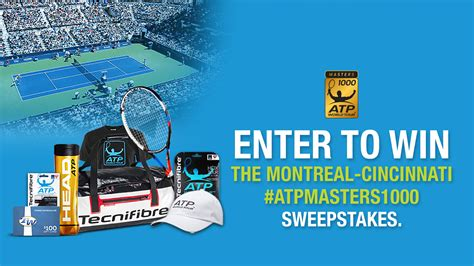 Cricket Sweepstakes 2017 - enter to win the atpmasters1000 sweepstakes south africa today sport