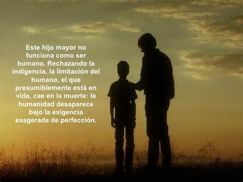 frases para un hermano fallecido parabola del padre compasivo misericordioso