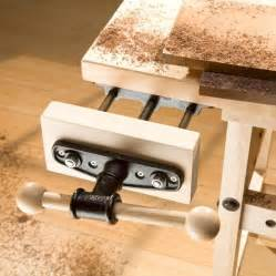 vise woodworking heavy duty release front vise rockler woodworking
