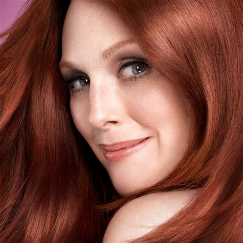 julianne more hair color picture of julianne moore