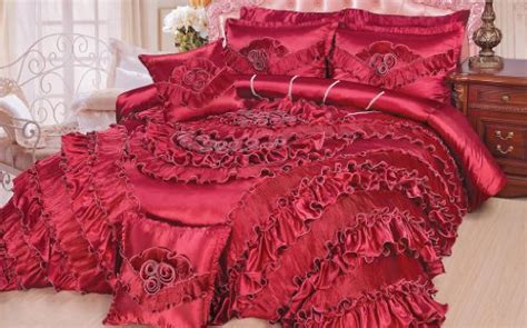 victorian comforter sets king dada bedding red queen sateen comforter set king