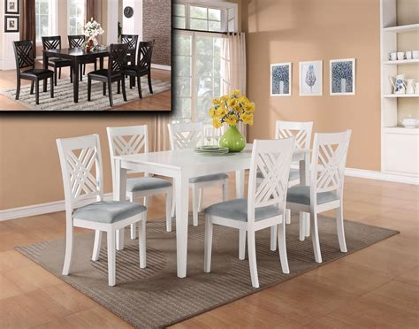 white kitchen set furniture dining room black chair and table by dinette sets plus